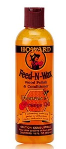 wood care polishing wax