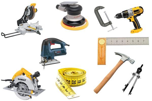 Tools that you need for creating custom cornhole board