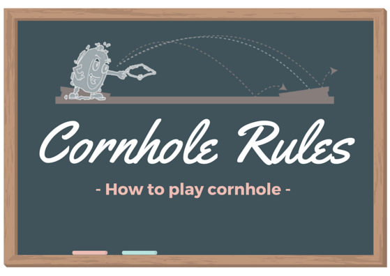 picture regarding Printable Bean Bag Toss Rules called Cornhole Pointers: How towards Engage in Cornhole (Formal Legal guidelines
