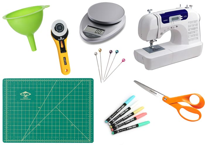 sewing tools for creating cornhole bags