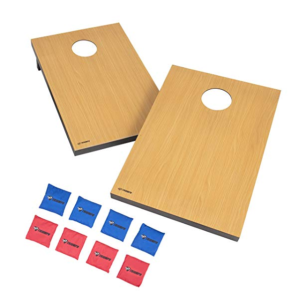 Top 10 Best Cornhole Boards 2019 Reviews