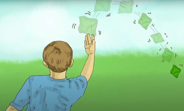 basics of cornhole for bag throwing