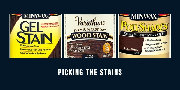 Best paints for picking